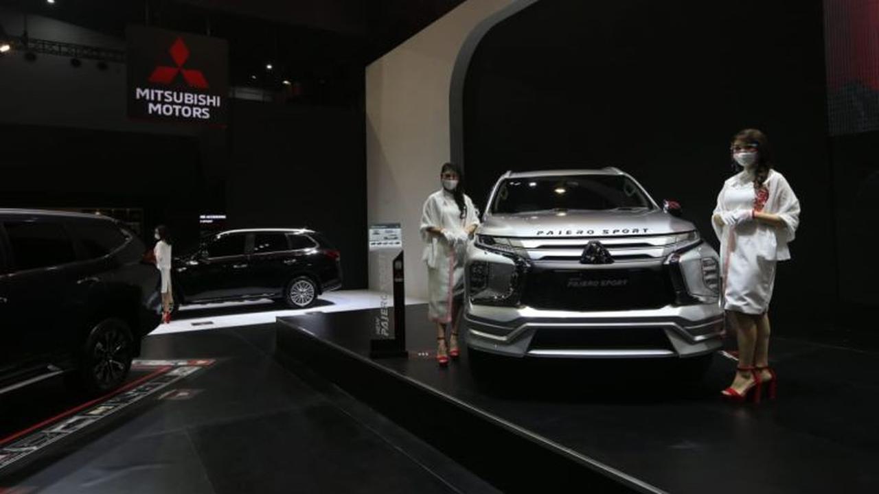 Bawa Model Jagoan, Mitsubishi Targetkan Penjualan 600 Unit di IIMS Hybrid 2021