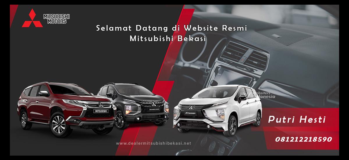 Banner Mitsubishi Bekasi by Websiters Indonesia