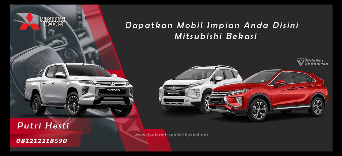 Slider Mitsubishi Bekasi by Websiters Indonesia